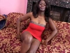 Hairy Ebony Slut Cookie Gets Fucked Hard together with Then Facialized